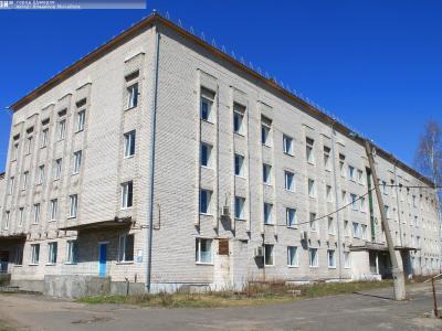 Шумерлинский межтерриториальный медицинский центр