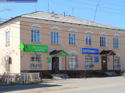 ул. М.Жукова, 17