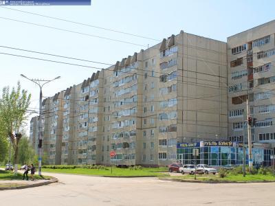 ул. Первомайская, 16