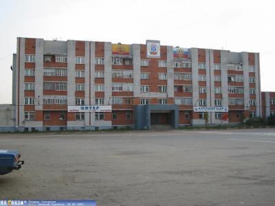 площадь Скворцова, 4