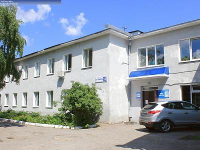 Отделение медицинской реабилитации Первой городской больницы им П.Н.Осипова