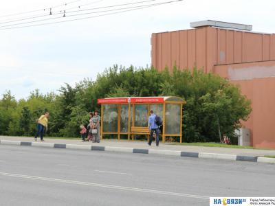 """Остановка """"Дом детского творчества"""""""