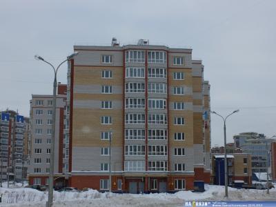 ул. Ермолаева, 3