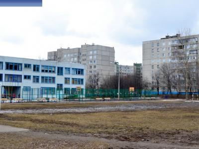 Футбольное поле 44 школы