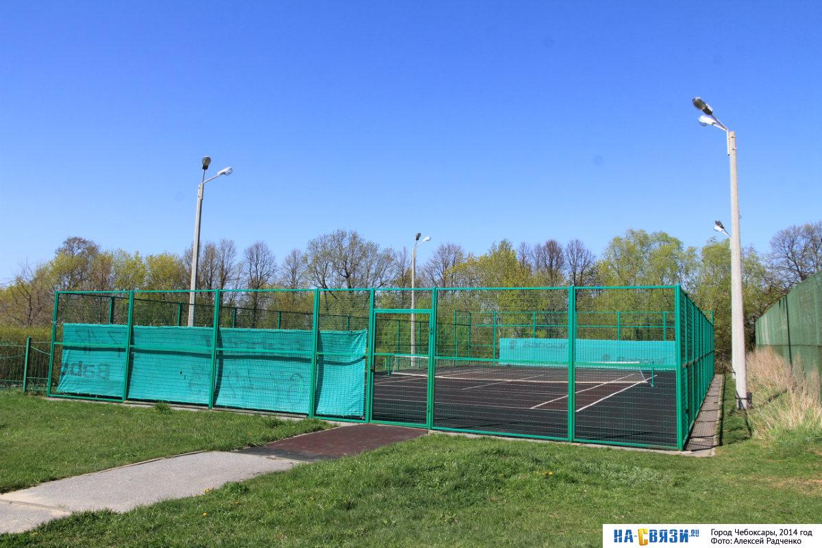 Федерация тенниса Чувашской Республики