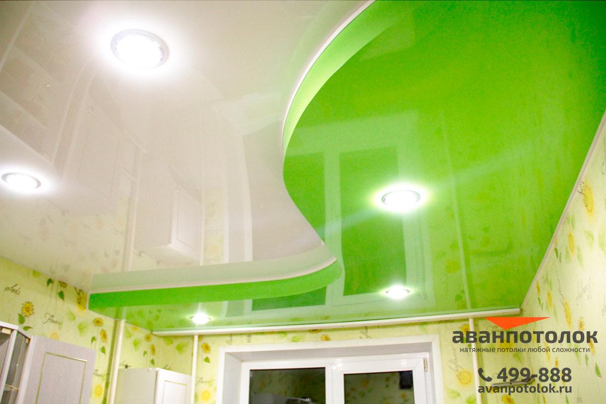 Натяжные потолки чебоксары фото