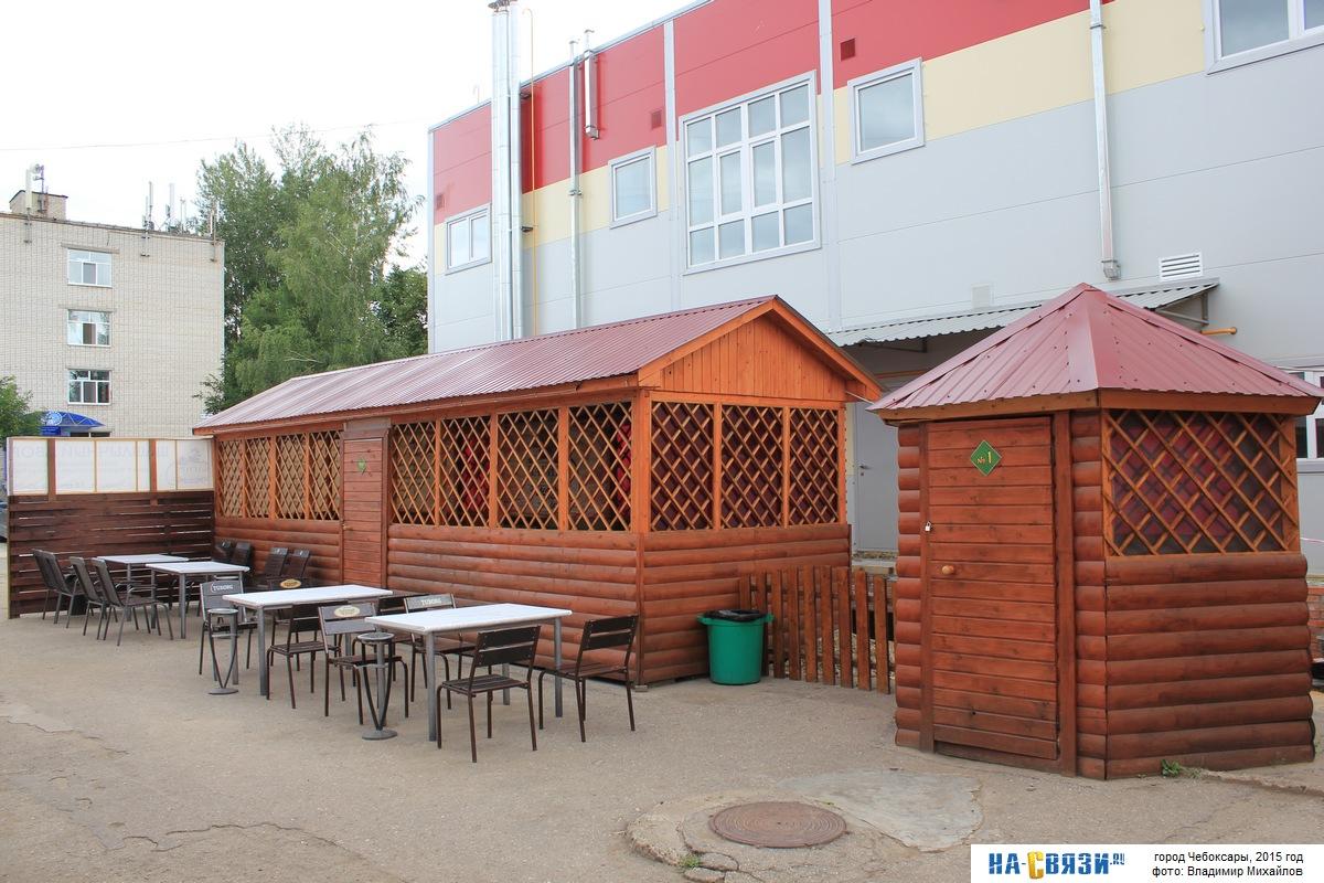 Шашлычный двор 1 в Чебоксарах Место для настоящего отдыха!