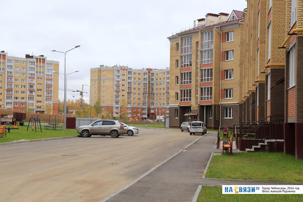 фото квартир новый город чебоксары великолепием