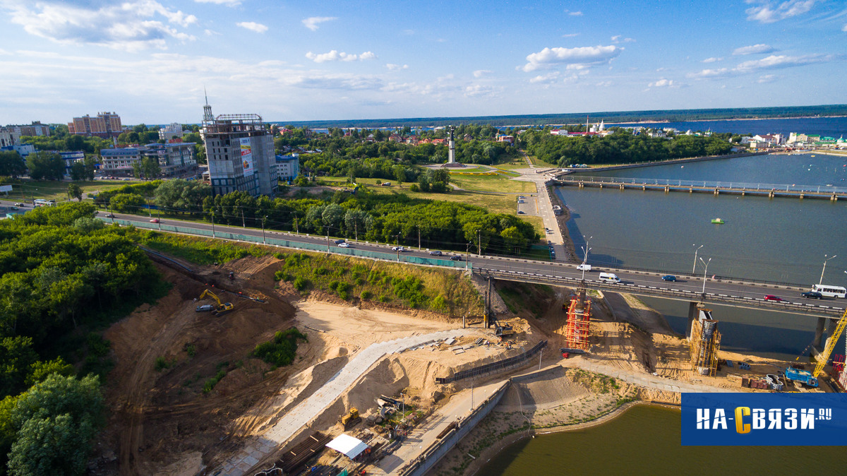 проект московского моста чебоксары фото