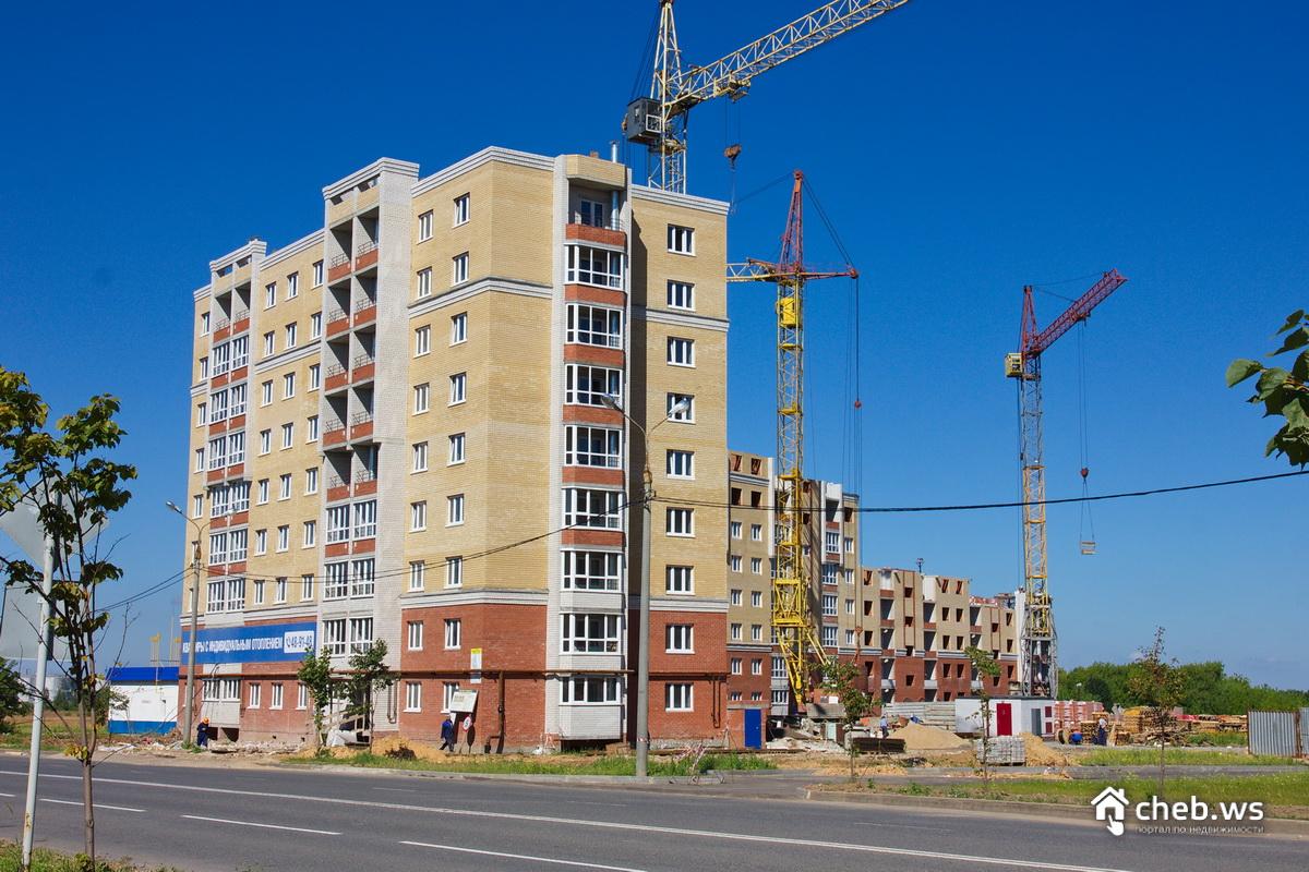 фото квартир новый город чебоксары