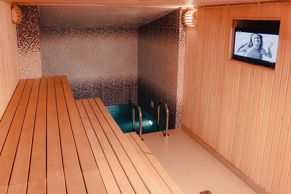 Sauna paradise