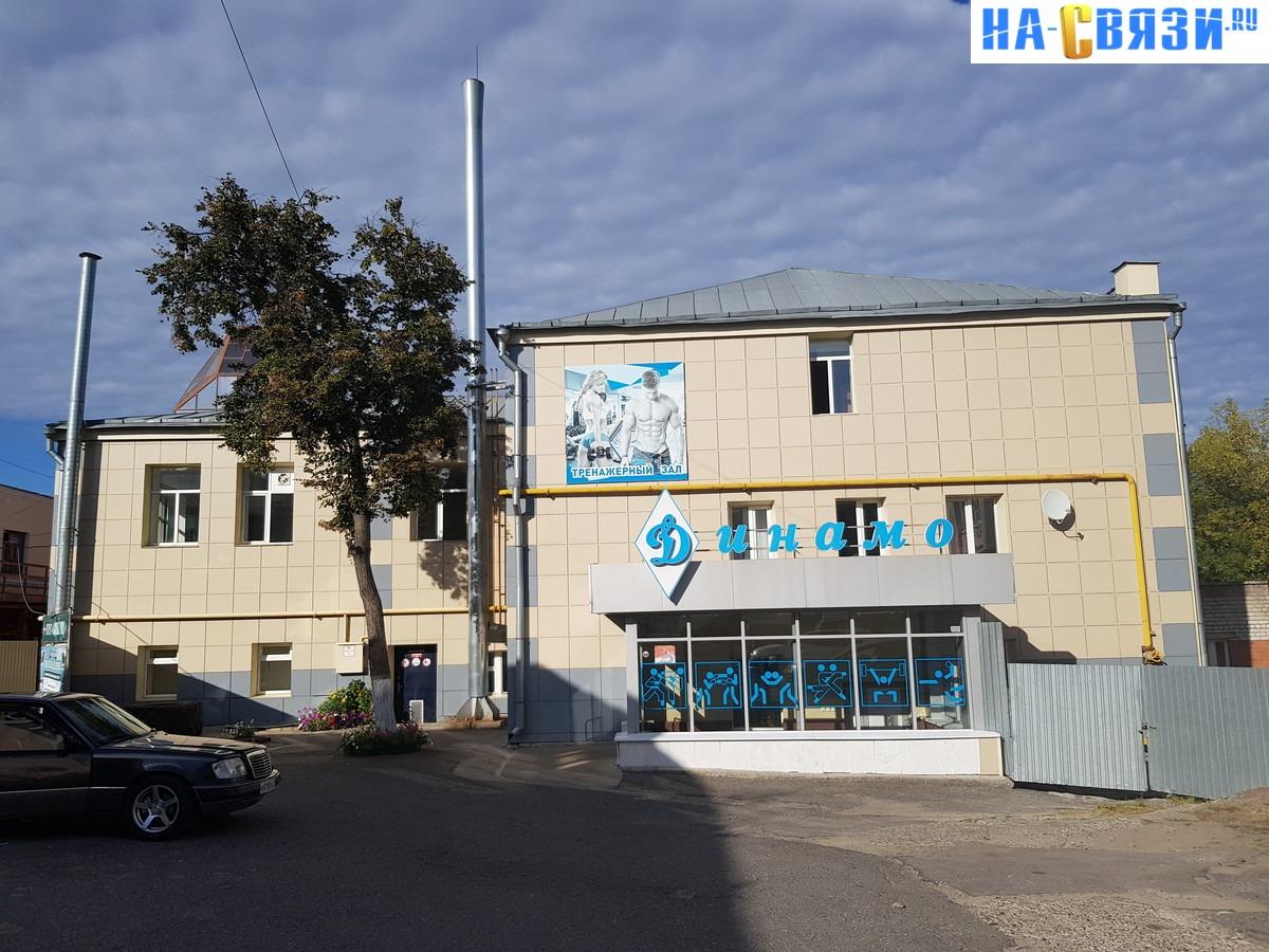 "Спорткомплекс ""Динамо"""
