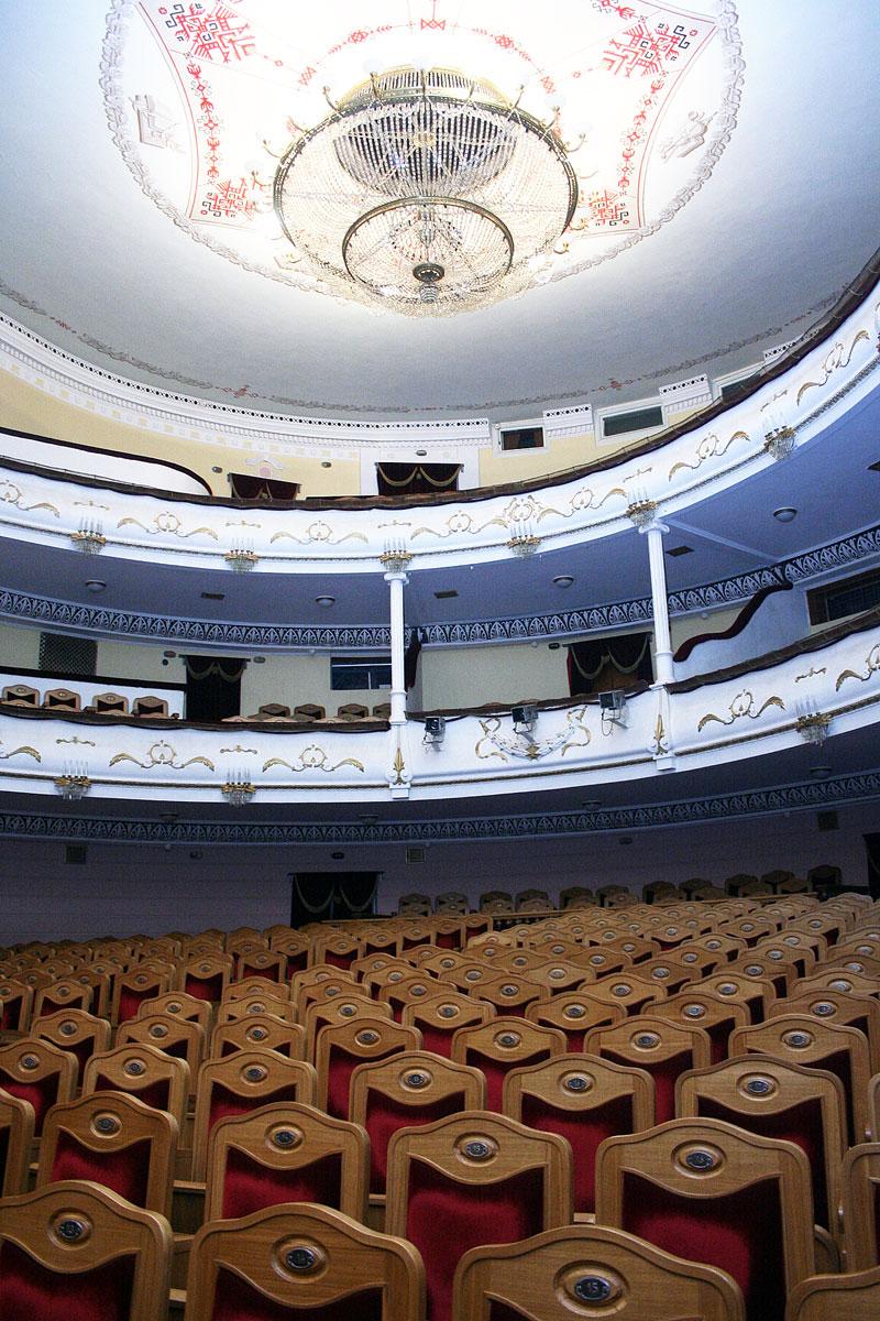афиша театр санкт петербург бдт