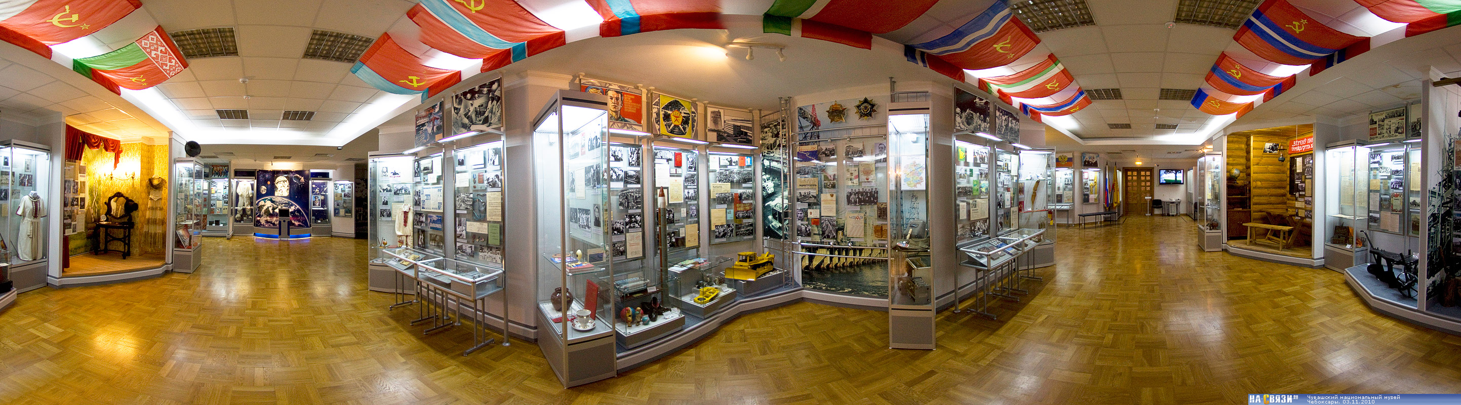 Краеведческий музей чебоксары фото это одно