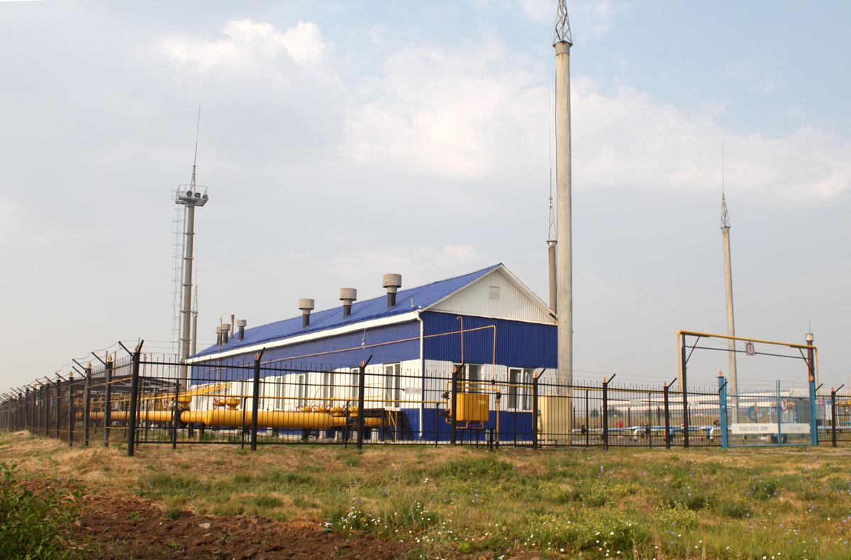 фото газораспределительная станция
