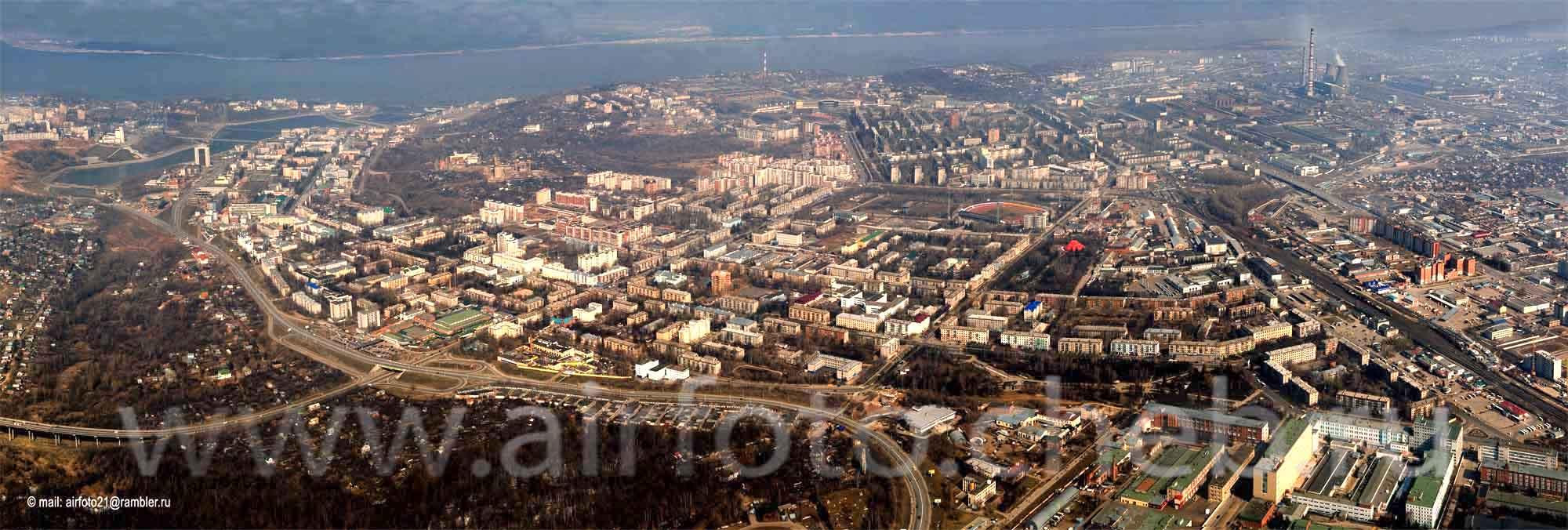 Панорама Ленинского района