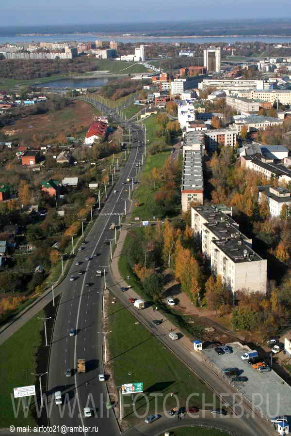 Президентский бульвар