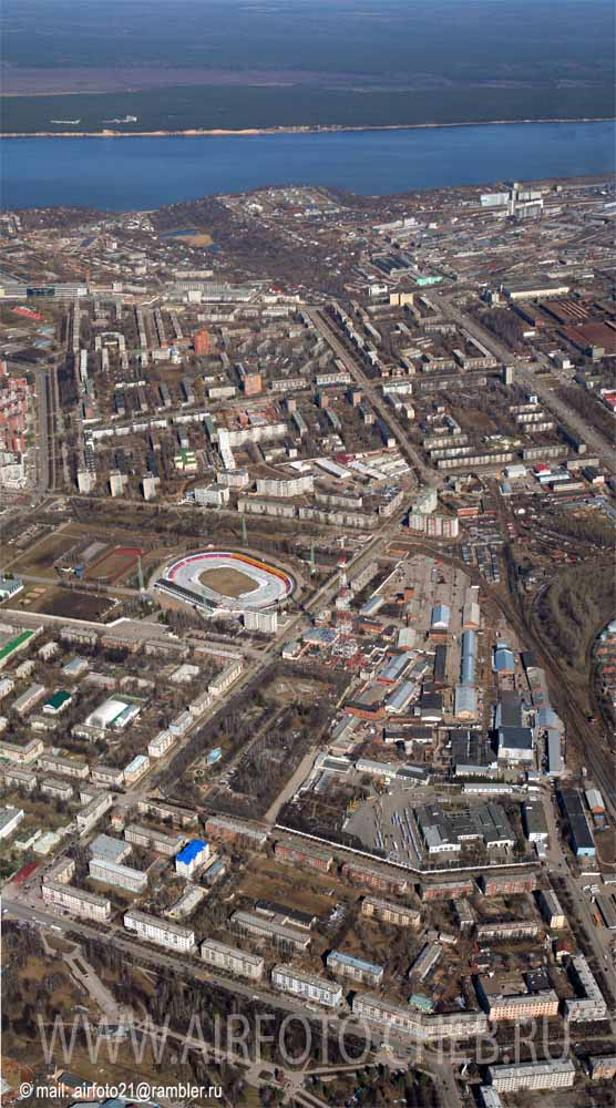Панорама улицы Николаева