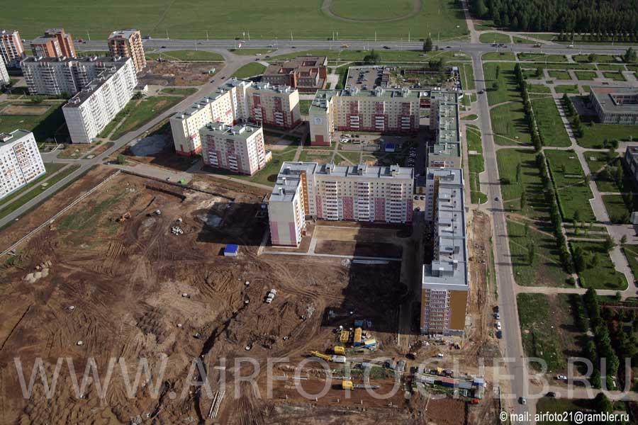 Строительство Венгерского квартала