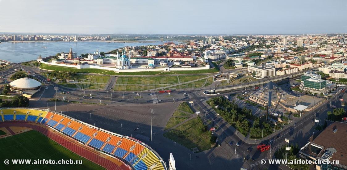 Центр Казань