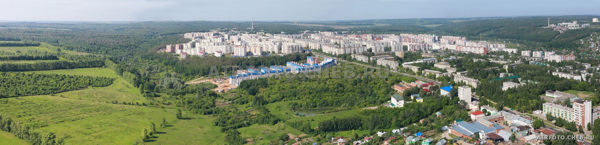 Чебоксары (май 2010)