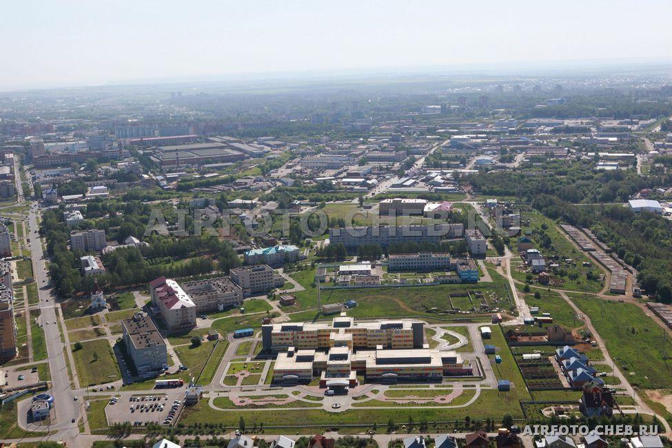 Больничный комплекс на улице Гладкова