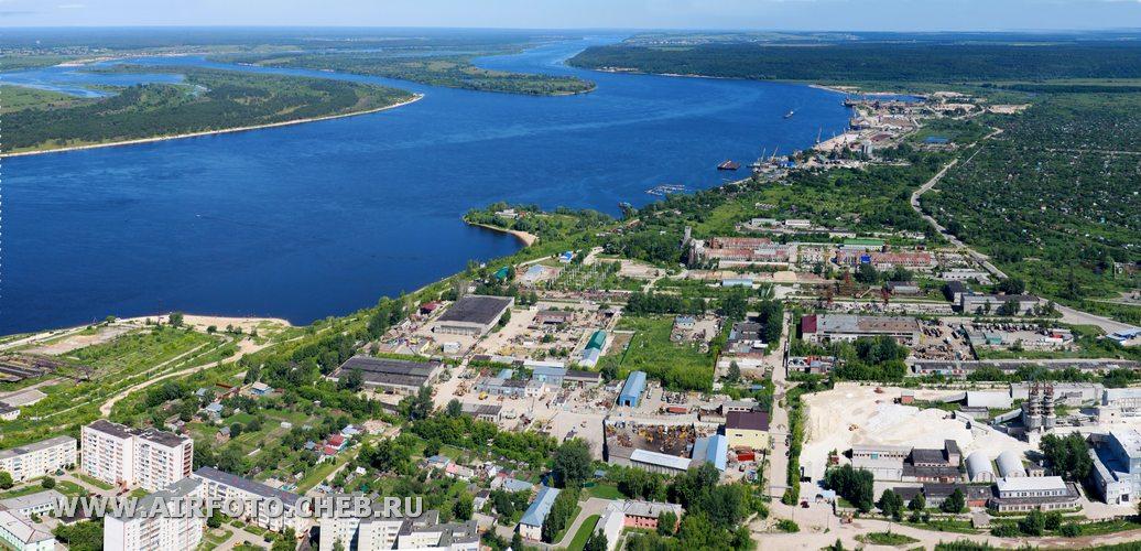 Новочебоксарск. Лето - 2011