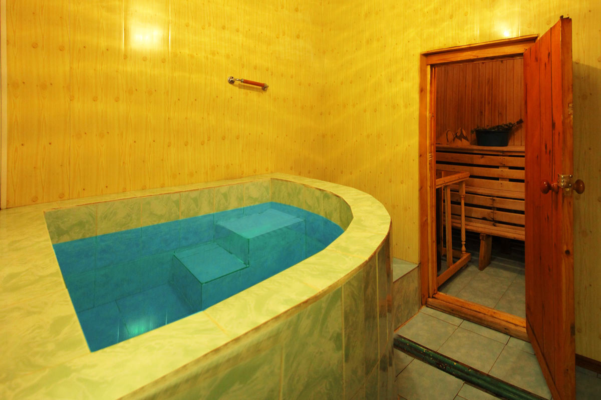 Sauna na Bogdanke Cheboksary