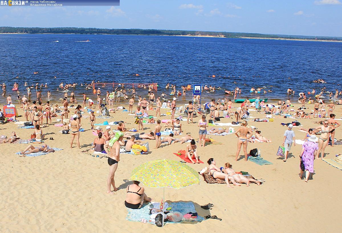 для фото с пляжей чувашии можно