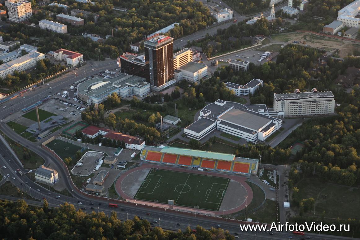 Вечерняя Казань 2013