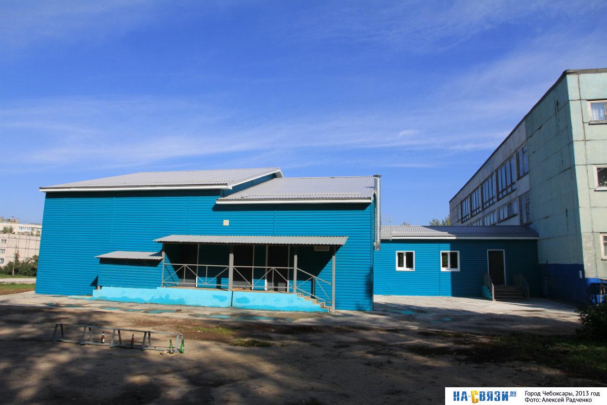 Бассейн в школе №45