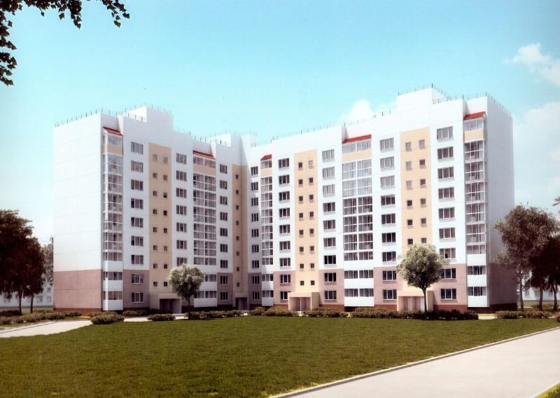 фото дома 9 этажного дома в метрах