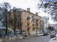 Дом 16 по улице Дзержинского