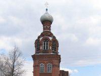 Церковь на улице Пионерская