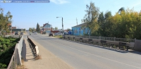 Мост через реку Кепе