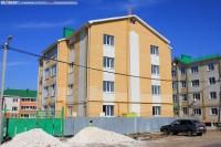 Дом 34-3 на улице Ленина
