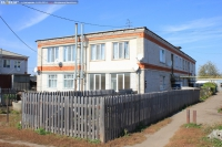 Дом 6 на улице Гагарина