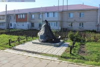 "Памятник ""Морякам района - за службу Отечеству на морях"""