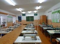 Учебный класс в профессиональном училище