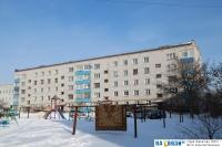 Двор дома Пушкина 54