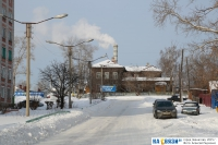 Улица Вечеркина