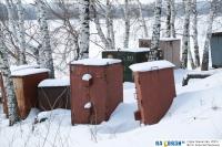Мини-гаражи у Волги