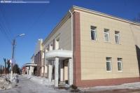 Дом 1 на улице Пристанционной