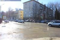 Перекресток улиц Тукташа и Ярославской
