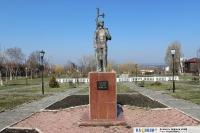 Памятник С.Д.Эрьзе