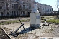 Памятник академику А.Н.Крылову