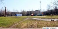Спортивное поле школы №2