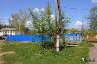 Стройка на пересечении улиц Яблочкова и Зорге