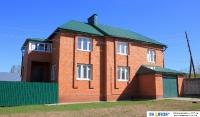 Новый дом на улице Механизаторов
