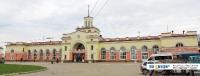 Йошкар-Олинский железнодорожный вокзал